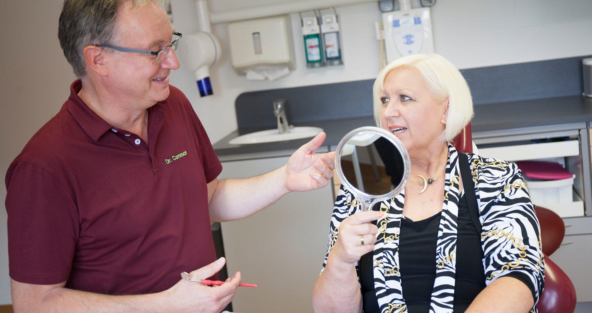 Zahnimplantate Kontrolltermin in Ötisheim bei Mühlacker